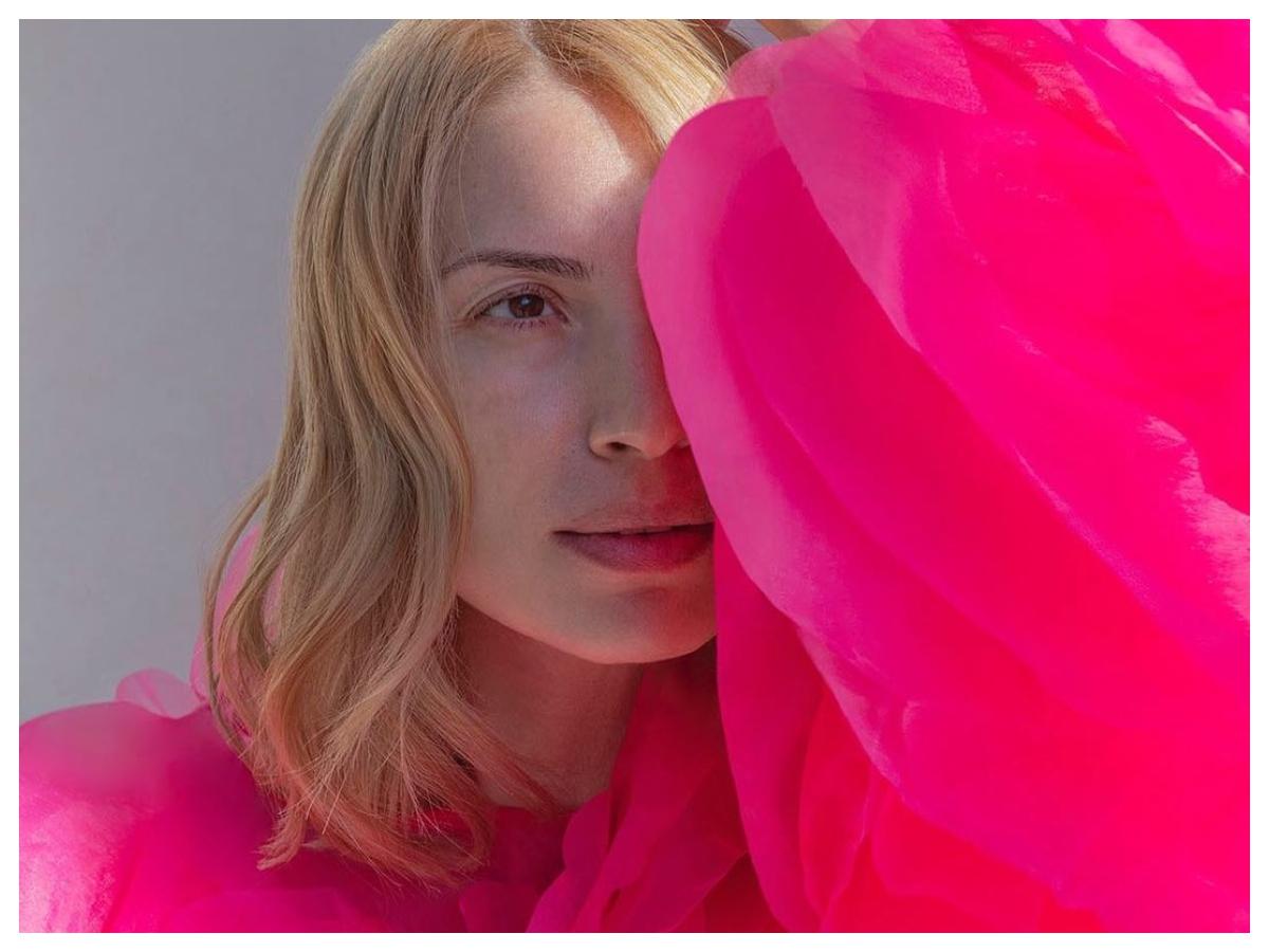 Η Μαρία Ηλιάκη μόλις ανέβασε selfie με την πιο αγαπημένη της sheet mask που είναι με… μαγνήτες!