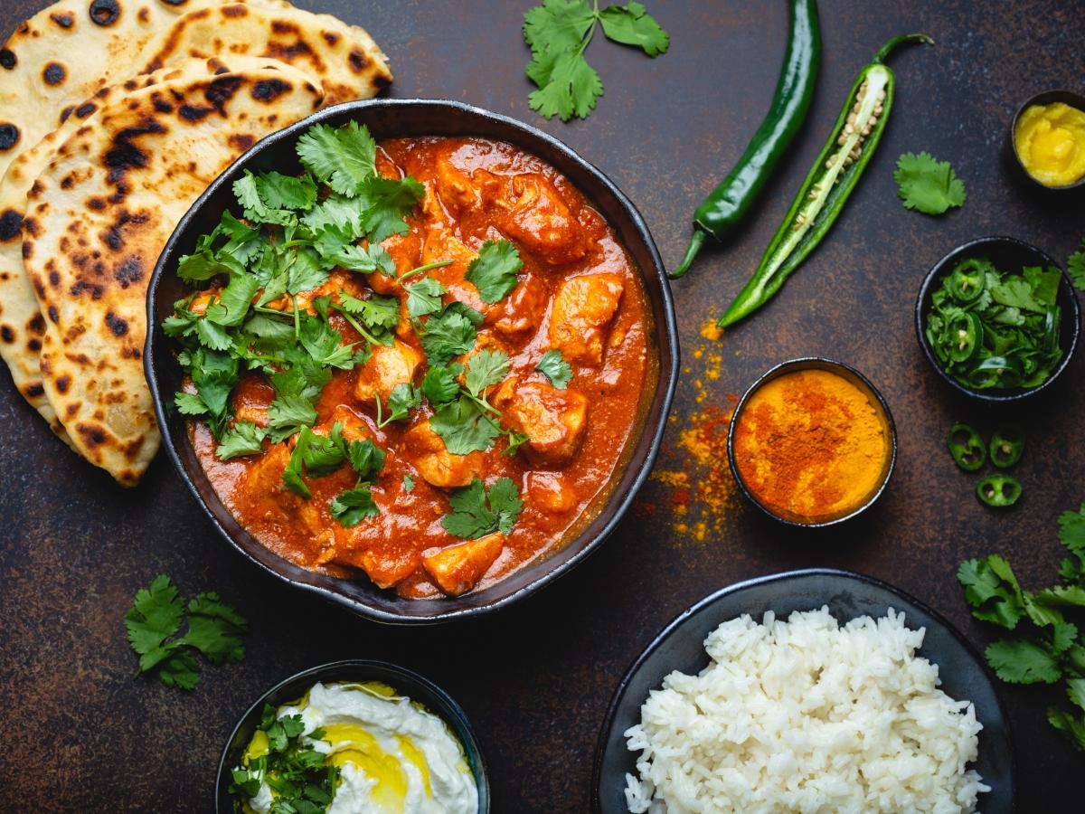 Συνταγή για ινδικό κοτόπουλο Τίκα Μασάλα