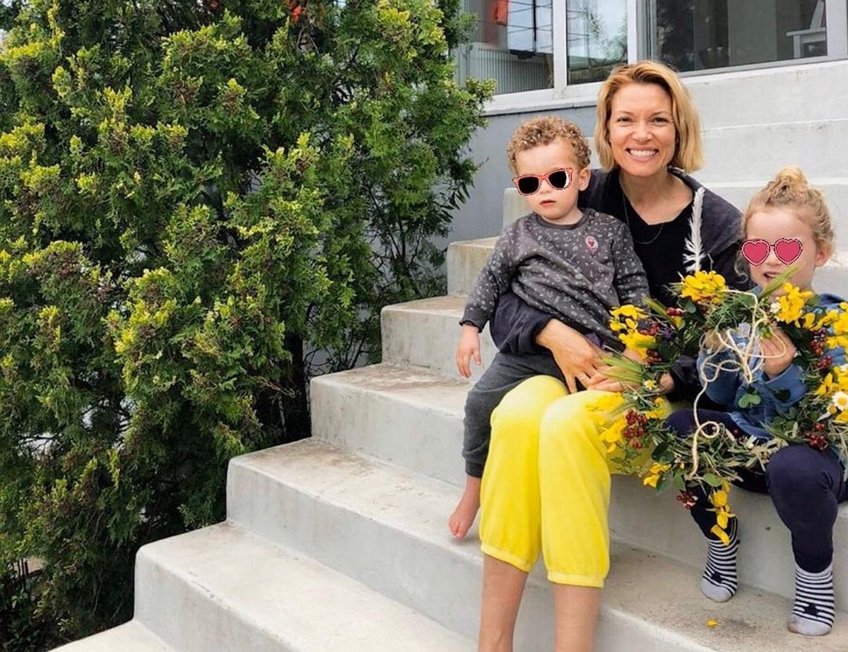 Βίκυ Καγιά: Γενέθλια για τον γιο της – Η τρυφερή φωτογραφία τους