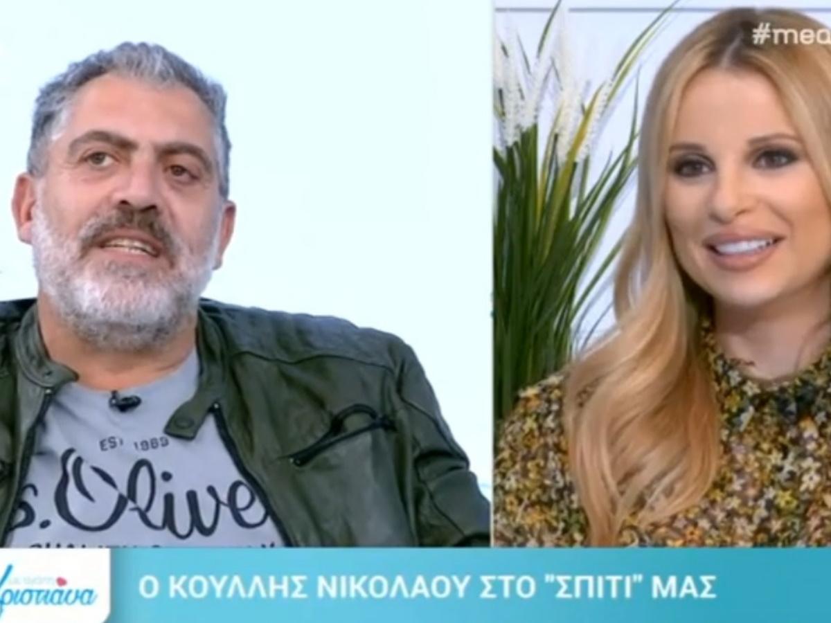 """Ο Κούλλης Νικολάου για το τέλος από τον ΣΚΑΪ: """"Δεν παραβιάζουμε συμβάσεις και δεν αθετούμε λόγο και τιμή"""""""