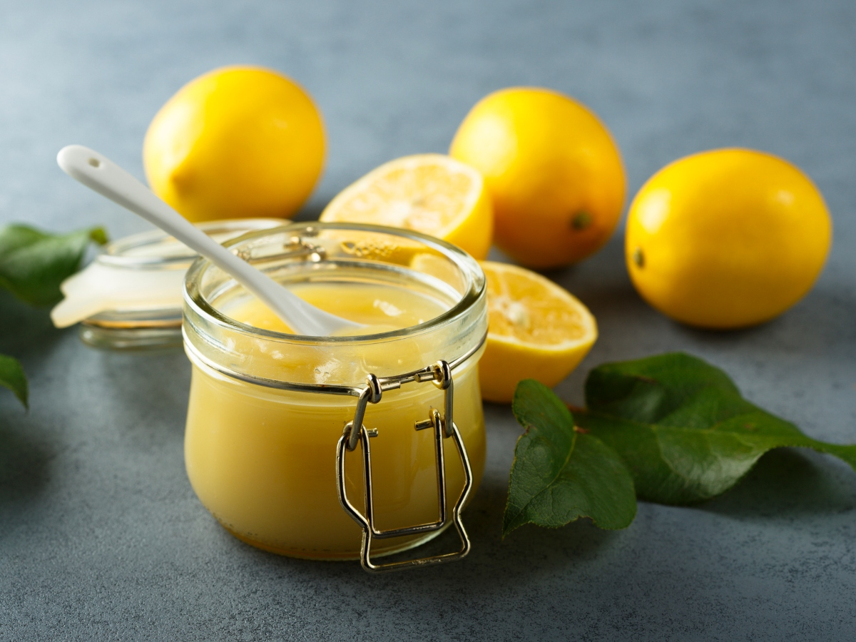 Συνταγή για κρέμα λεμόνι (lemon curd)