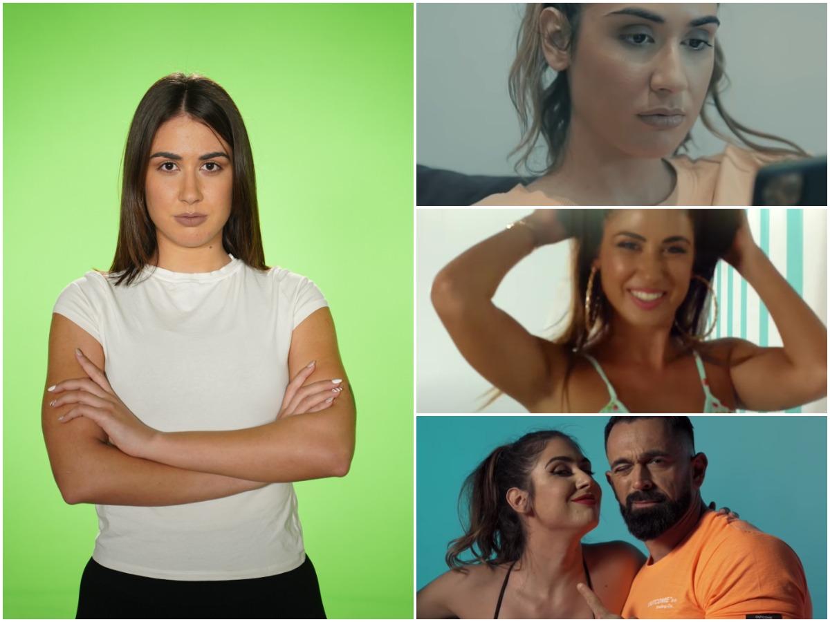 Έλενα Μαριπόζα Κρεμλίδου: Σε πόσα video clips έχει συμμετάσχει η παίκτρια του Survivor;