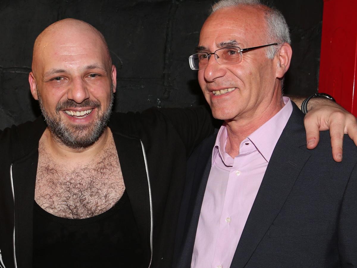 Καλό Μεσημεράκι: Οι ευχές του Νίκου Μουτσινά στον πατέρα του για την ονομαστική του εορτή