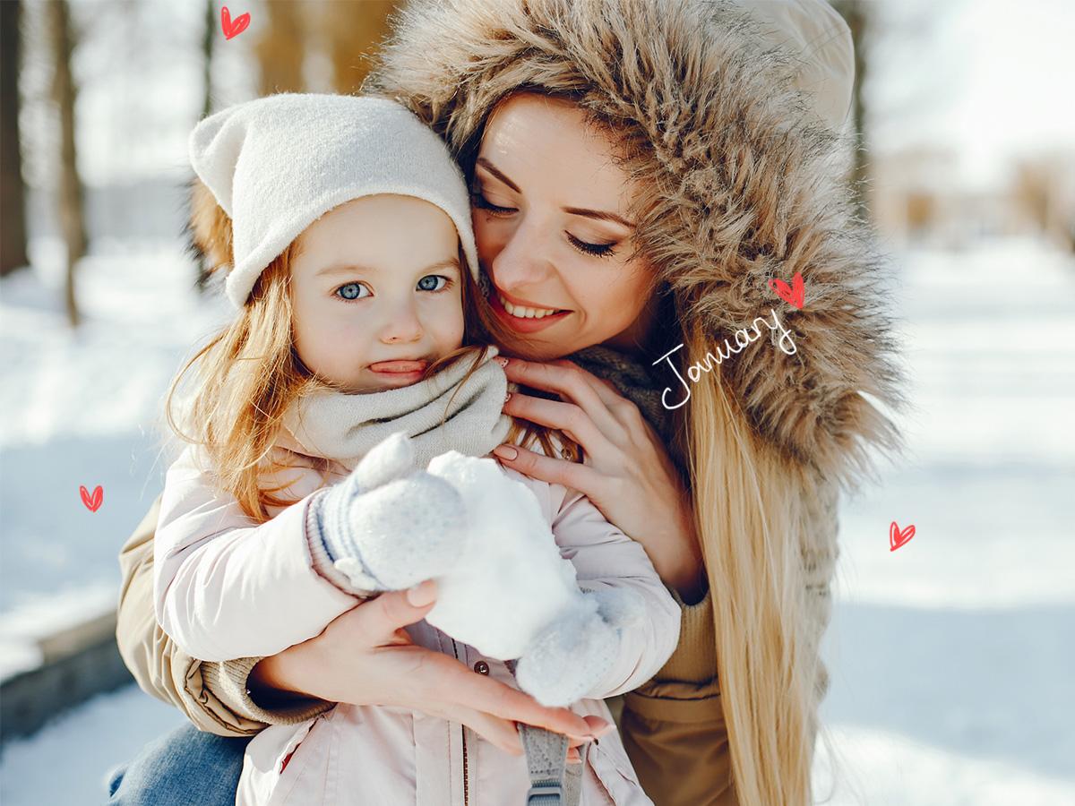 Τα παιδιά του Ιανουαρίου είναι ώριμα και αθλητικά. Ποια είναι τα υπόλοιπα κοινά χαρακτηριστικά τους;