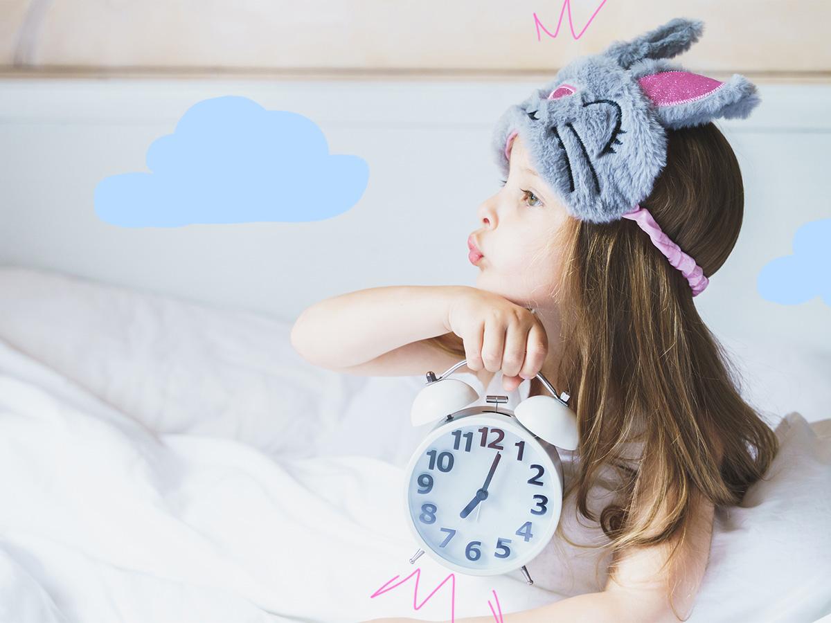 Πώς θα κάνεις το παιδί σου να ξυπνάει και πάλι νωρίς