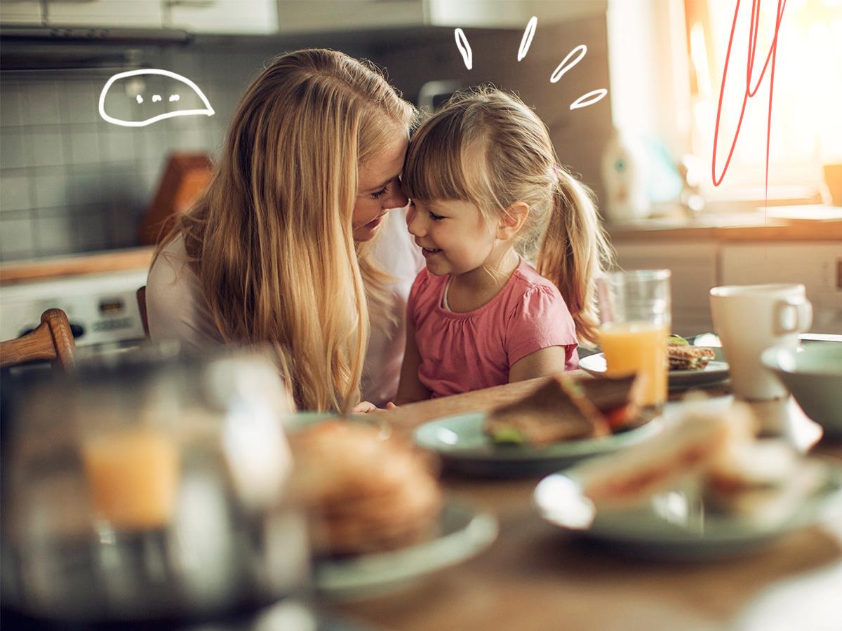 5 φράσεις που καλό είναι να αποφύγεις την ώρα του φαγητού