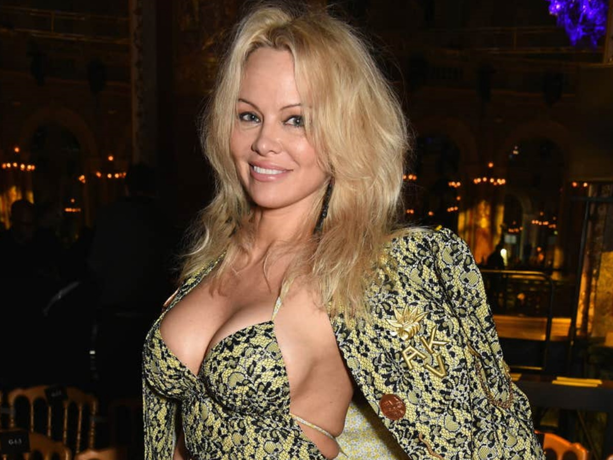 Πέμπτος γάμος για την Pamela Anderson – Παντρεύτηκε τον σωματοφύλακά της