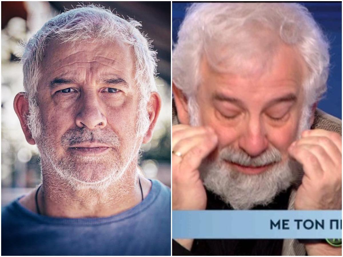 Πέτρος Φιλιππίδης: Τα δάκρυα συγκίνησης, ο γιος του Δημήτρης και γιατί πέρασαν 10 χρόνια για να ξανακάνει τηλεόραση