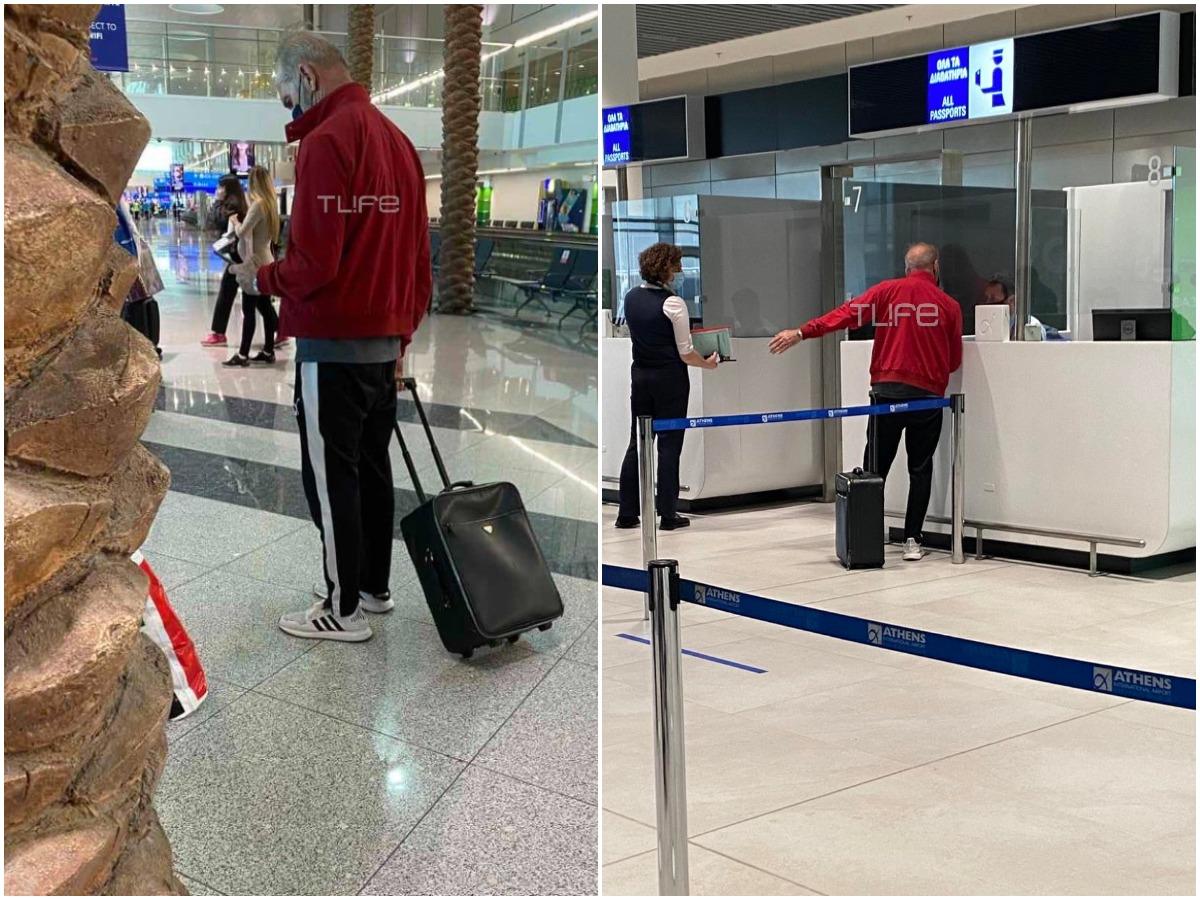 Πέτρος Κωστόπουλος: Τι απαντά το περιβάλλον του για όσα έγιναν στο αεροδρόμιο – Βίντεο