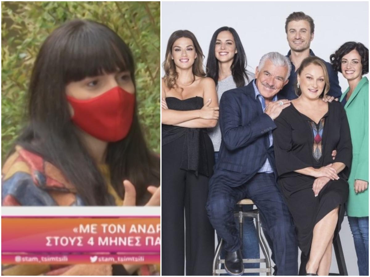 """Γωγώ Καρτσανά: Η πρωταγωνίστρια από """"Το Σόι σου"""" αποκαλύπτει το φύλο του μωρού που περιμένει"""