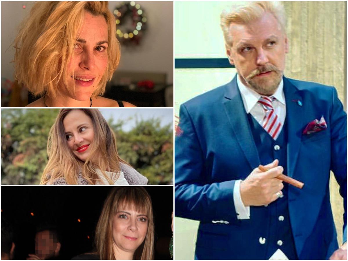Αγγελική Λάμπρη, Τζένη Μπότση, Λουκία Μιχαλά: Καταγγέλλουν δημόσια τον Κώστα Σπυρόπουλο για πράξεις γενετήσιου χαρακτήρα