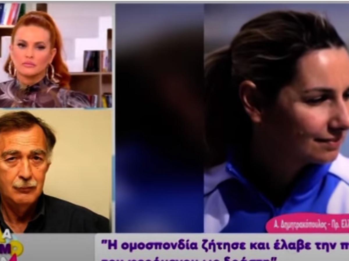 """Πρόεδρος της Ιστιοπλοϊκής Ομοσπονδίας για Σοφία Μπεκατώρου: """"Το προσωπικό μου παράπονο είναι γιατί άργησε να μιλήσει"""""""