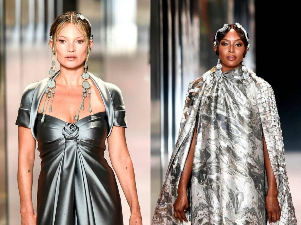 Blockbuster catwalk! Θρυλικά μοντέλα στο Fendi show