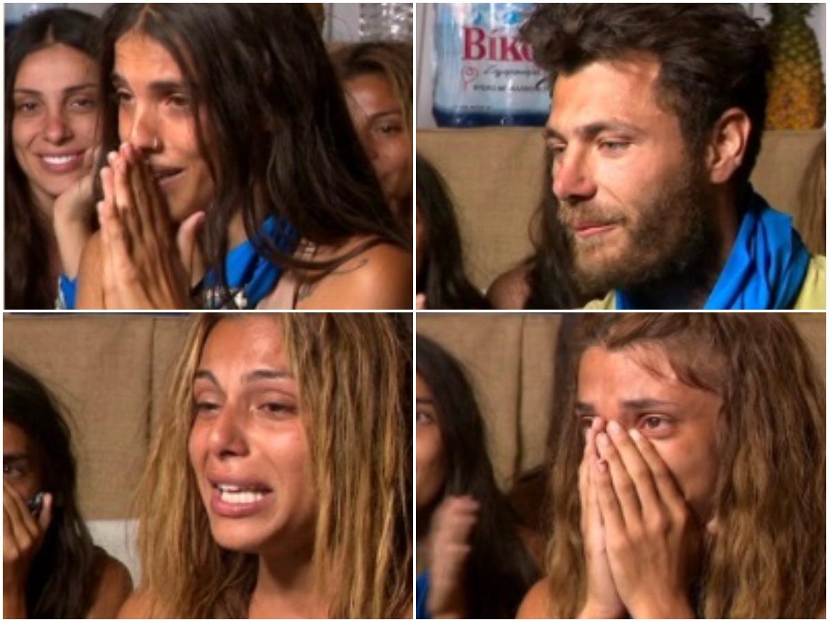 Survivor: Συγκίνηση και δάκρυα χαράς έφερε το έπαθλο επικοινωνίας στη μπλε ομάδα