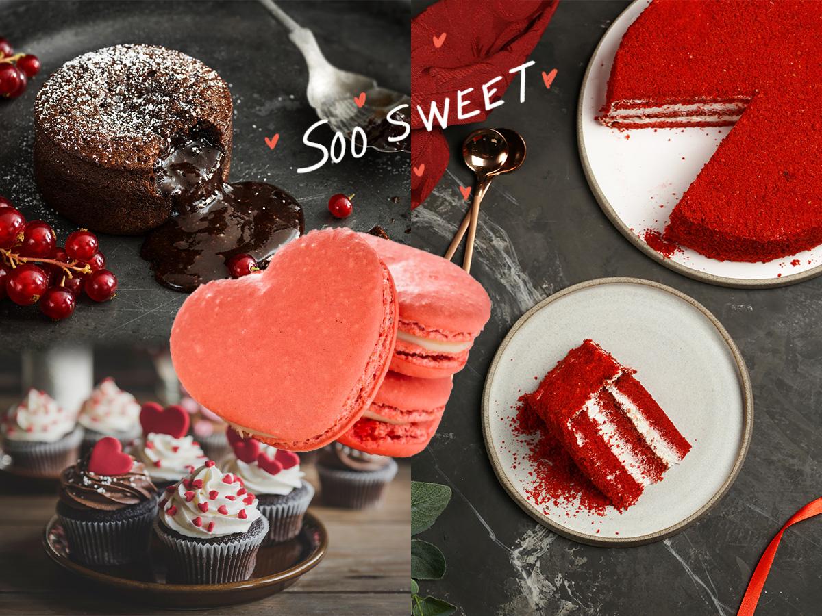 5 ερωτικά γλυκά που μπορείς να ετοιμάσεις για την γιορτή του Αγίου Βαλεντίνου