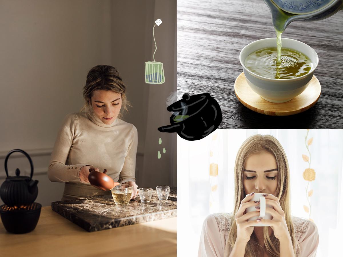 Γνωρίζεις γιατί δεν πρέπει να το παρακάνεις με το πράσινο τσάι; Για τσέκαρε…