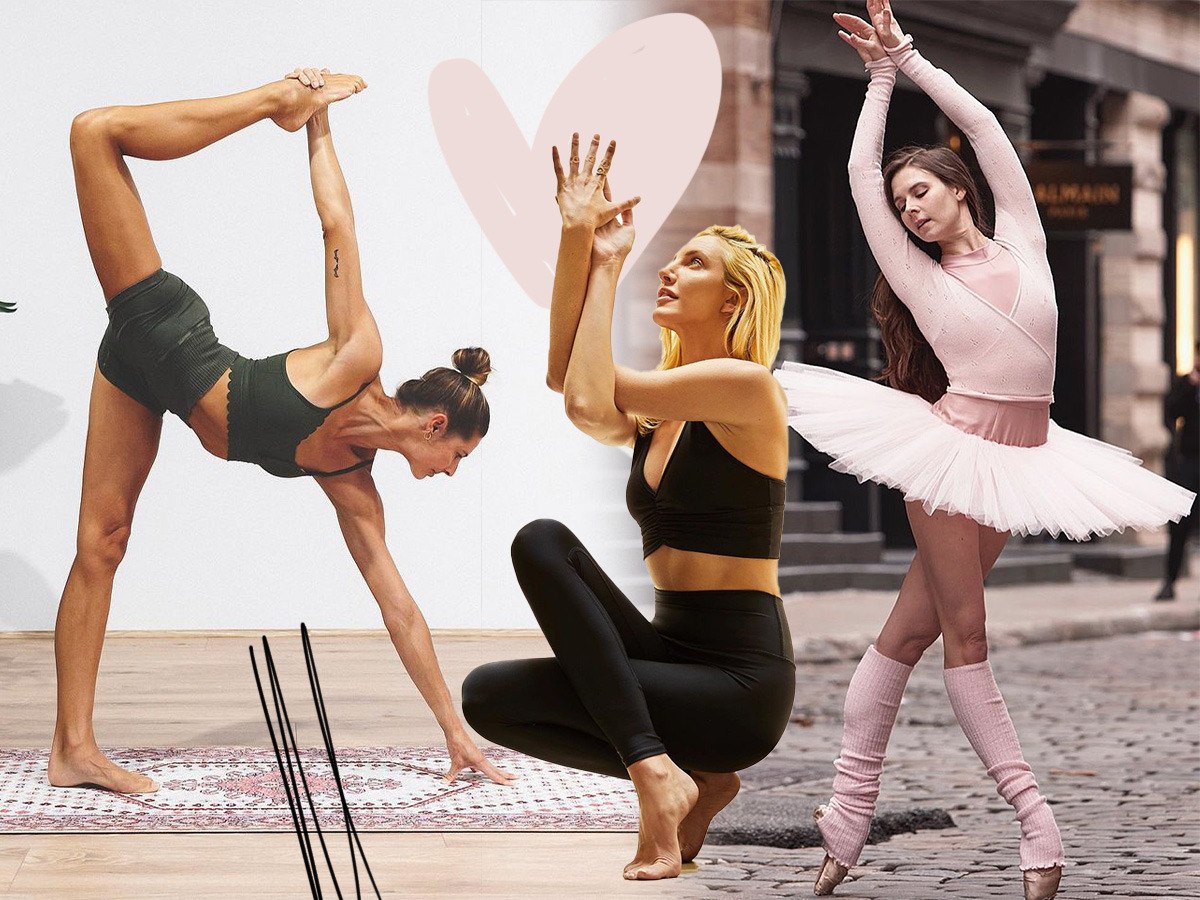 8 fit κορίτσια του Instagram σου δίνουν την απαραίτητη έμπνευση για να ξεκινήσεις γυμναστική