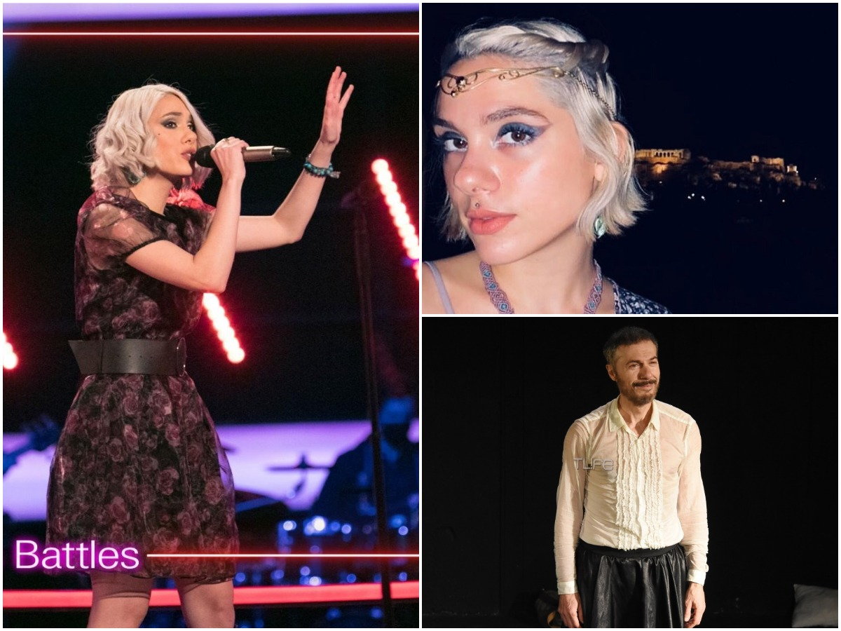 The Voice – Ιωάννα Γεωργακοπούλου: Η σπάνια νόσος και o διάσημος πατέρας της φιναλίστ του talent show