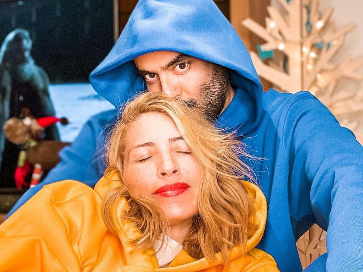 Mαρία Ηλιάκη: Το τραγούδι που αφιέρωσε στον σύντροφό της για να του φτιάξει τη μέρα