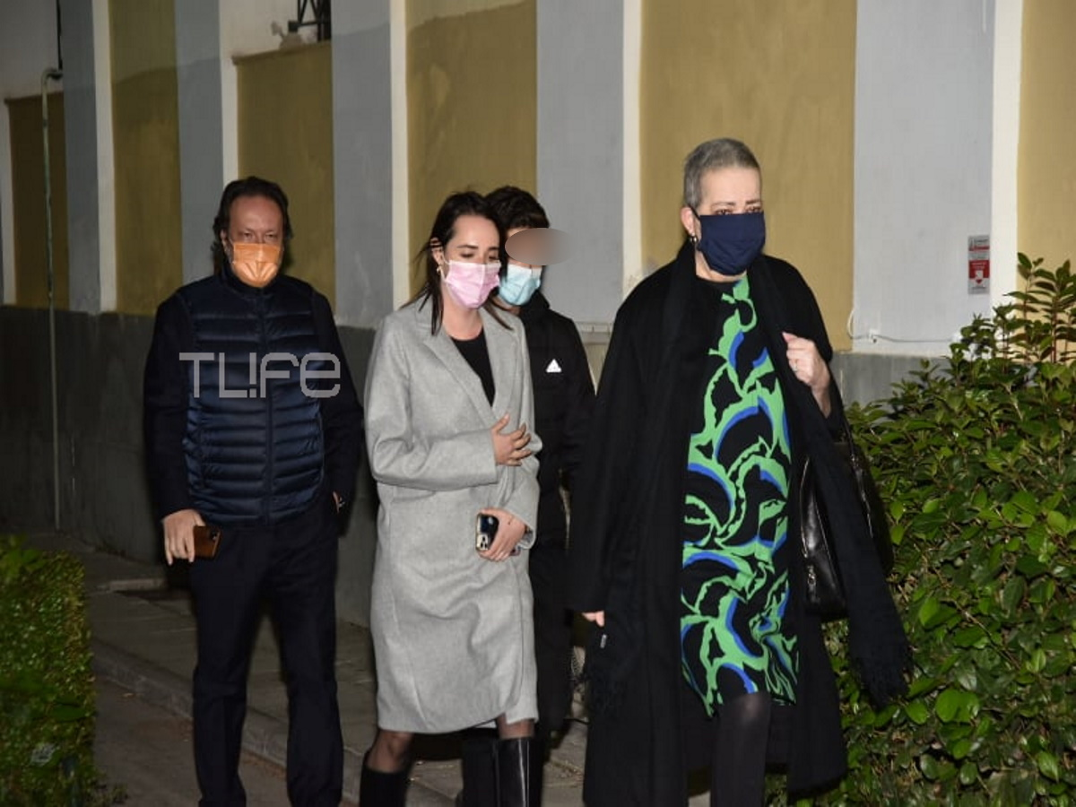 Δημήτρης Λιγνάδης: Ελένη Κούρκουλα και Διονύσης Παναγιωτάκης, στην  Ευελπίδων για κατάθεση