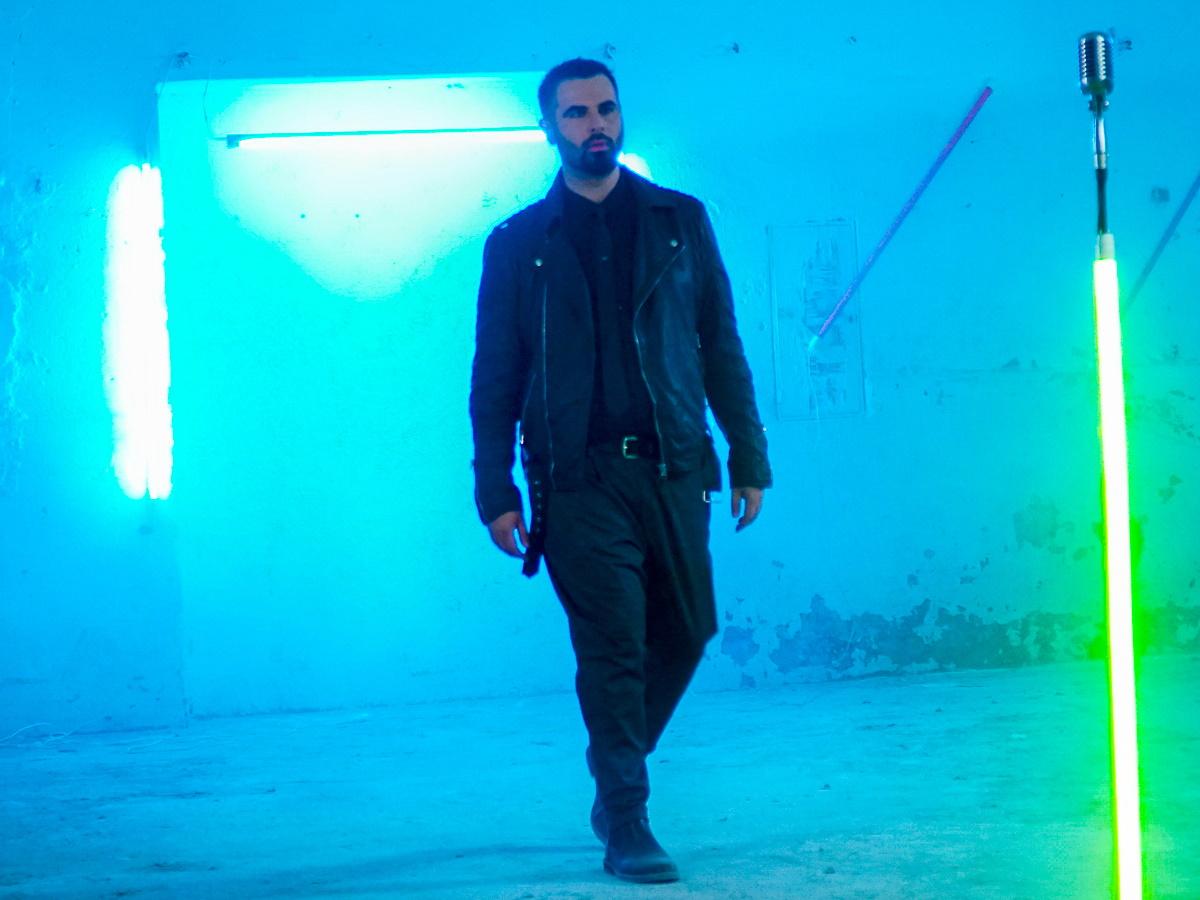 Γιώργος Παπαδόπουλος: Backstage φωτογραφίες από τα γυρίσματα του νέου του video clip