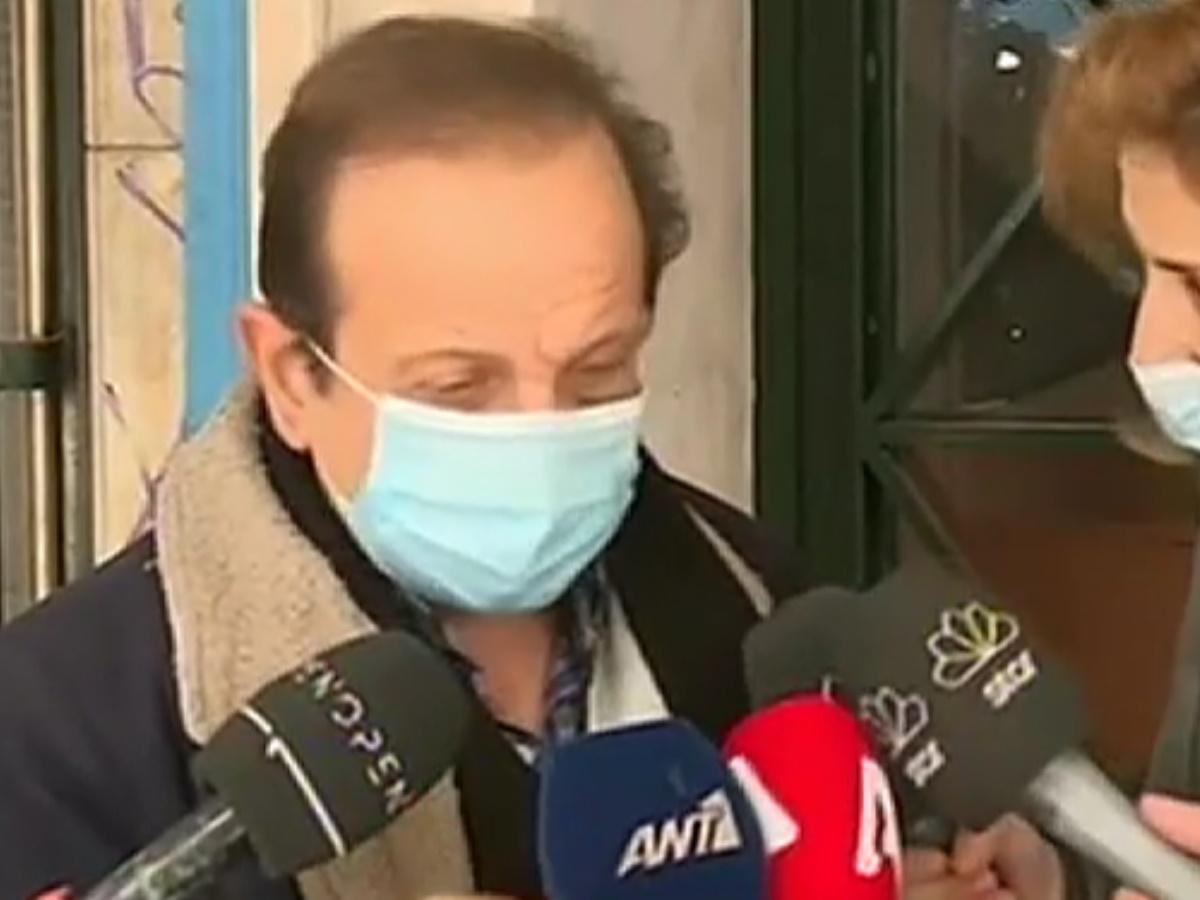 """Σπύρος Μπιμπίλας – Οι πρώτες δηλώσεις μετά την προφυλάκιση Λιγνάδη """"Κοιμήθηκα με όλη την Ελλάδα"""""""