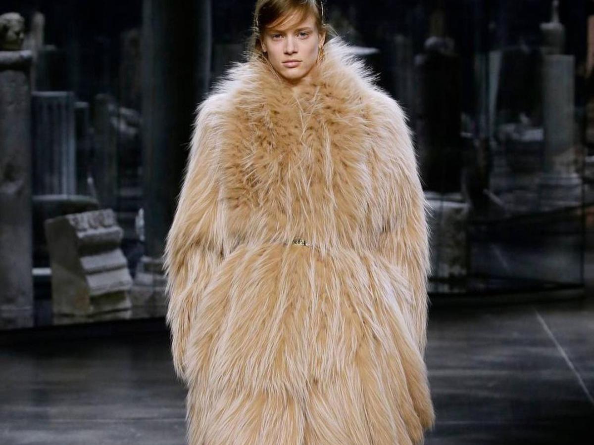 Το show του οίκου Fendi άνοιξε την Εβδομάδα Μόδας στο Μιλάνο με τον πιο εντυπωσιακό τρόπο