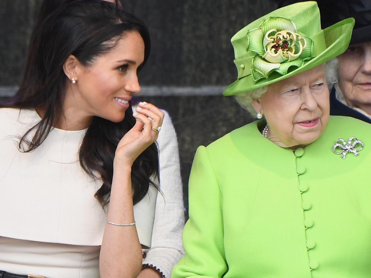 Βασίλισσα Ελισάβετ: Η πρώτη αντίδραση στη δεύτερη εγκυμοσύνη της Μέγκαν Μαρκλ