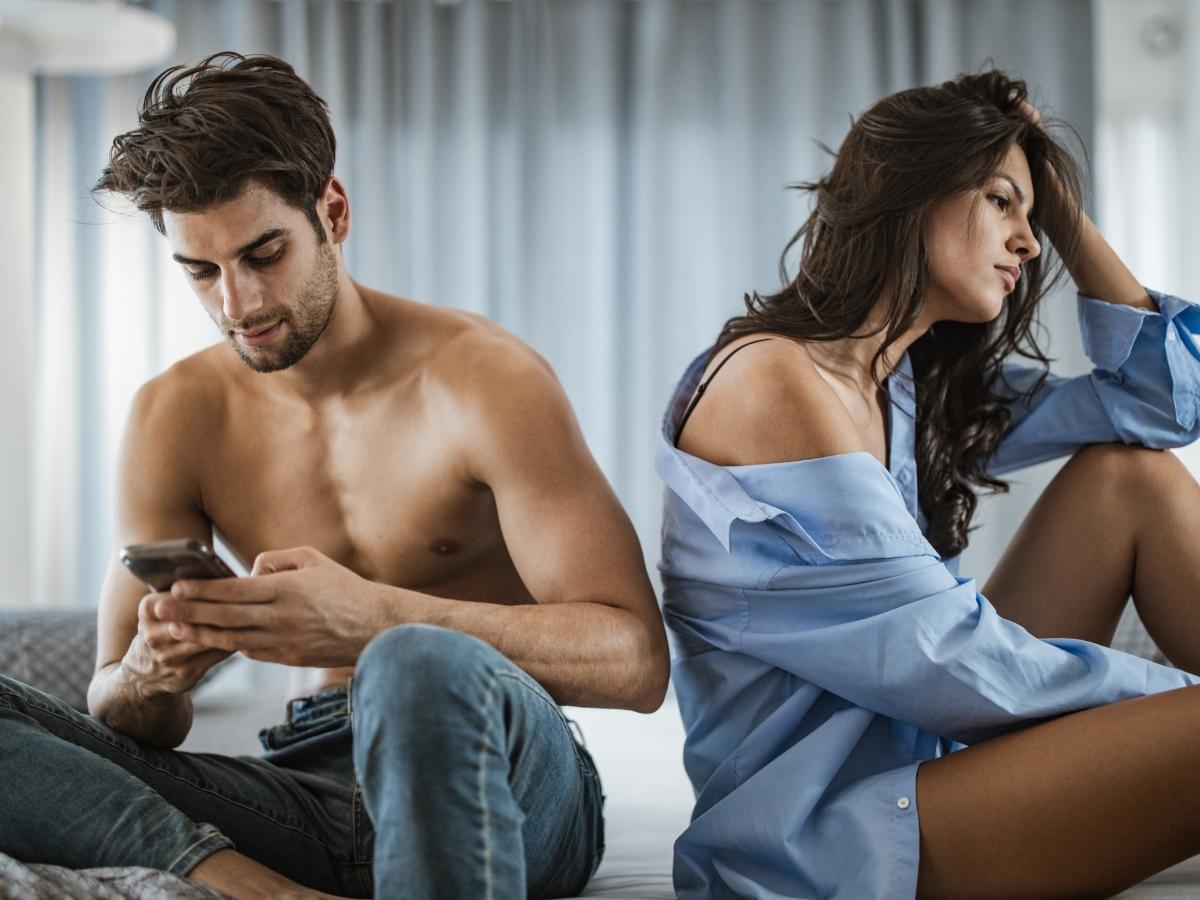 Σχέσεις εξάρτησης: γιατί δεν μπορείς να χωρίσεις