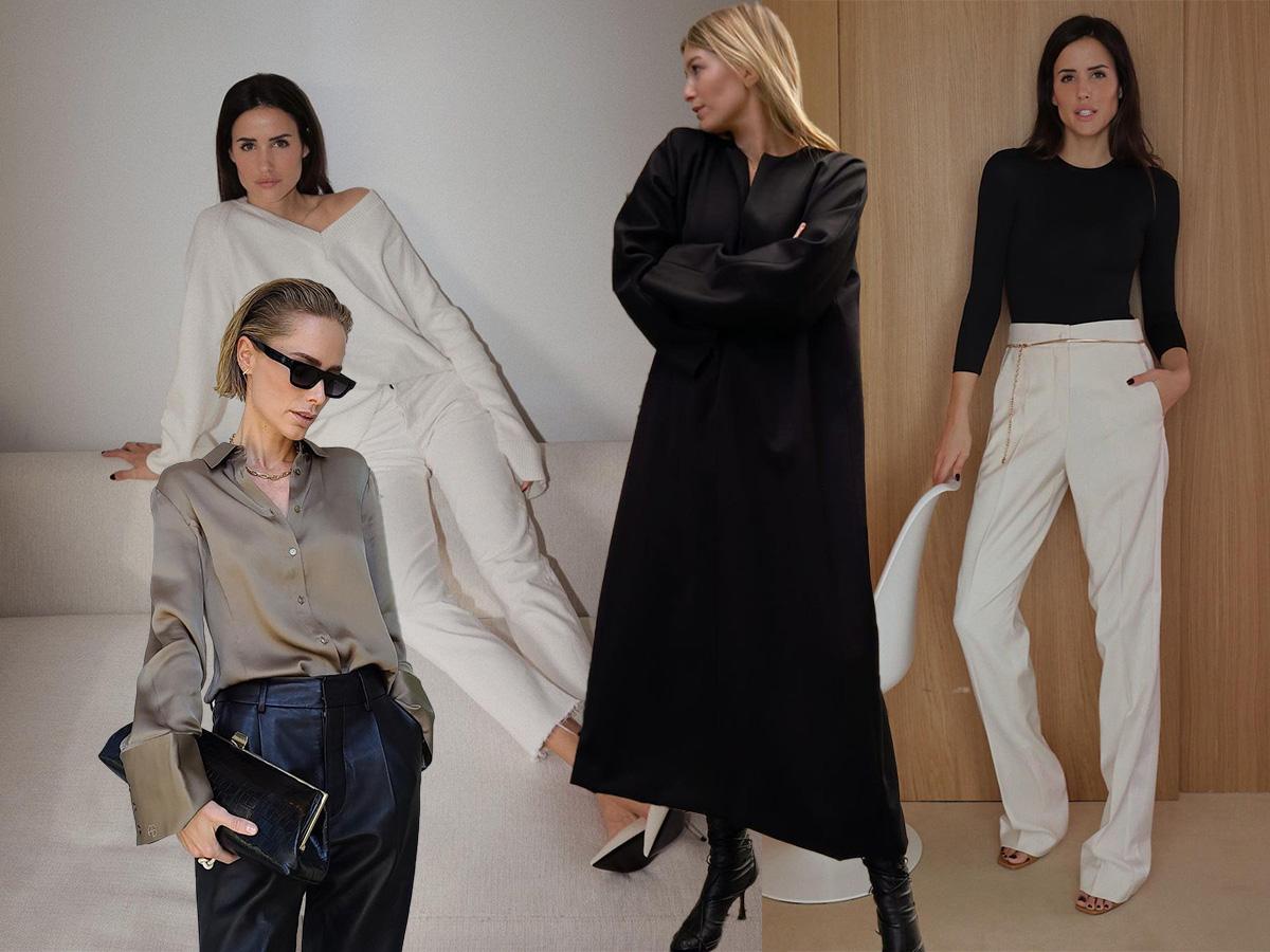 Μinimal: Τι φοράς και τι αποφεύγεις αν θες να έχεις αυτό το στιλ