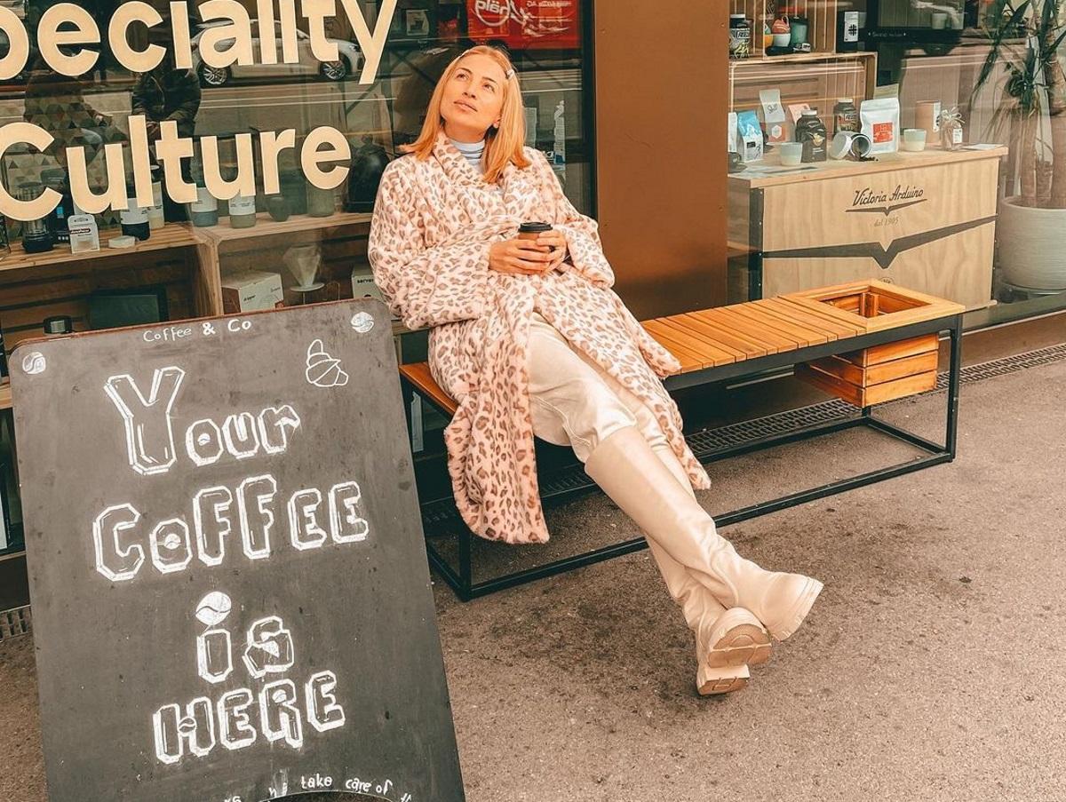 """Μαρία Ηλιάκη: Η περιπέτεια της εγκυμονούσας παρουσιάστριας στην Ελβετία – """"Δεν μπορείς να καταλάβεις τι νεύρα έχω"""""""