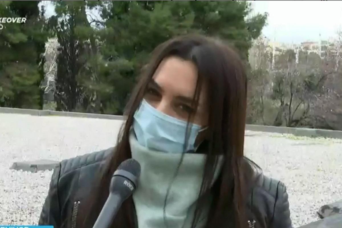 Survivor: Η δυναμική Καρολίνα Καλύβα αποκαλύπτει τι θα τη δυσκολέψει πιο πολύ στο reality