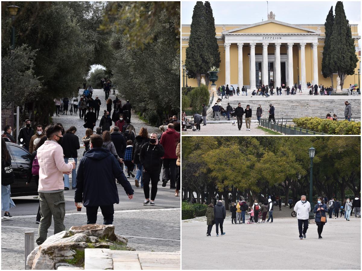 Μετακίνηση 6 στο κέντρο της πρωτεύουσας για τους Αθηναίους – Φωτορεπορτάζ του TLIFE