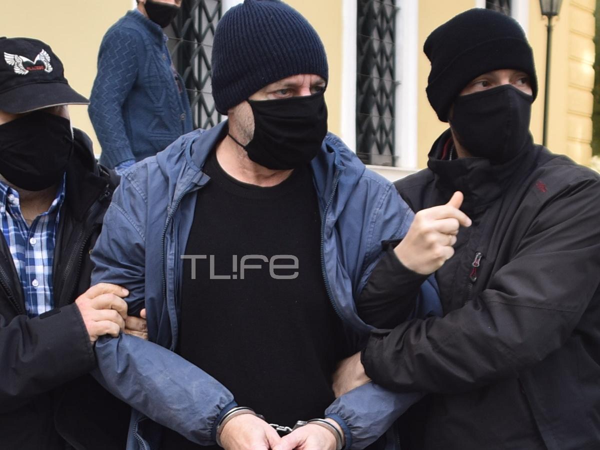Δημήτρης Λιγνάδης: Μεταφέρθηκε στη ψυχιατρική κλινική του Νοσοκομείου Τρίπολης – Φωτογραφία