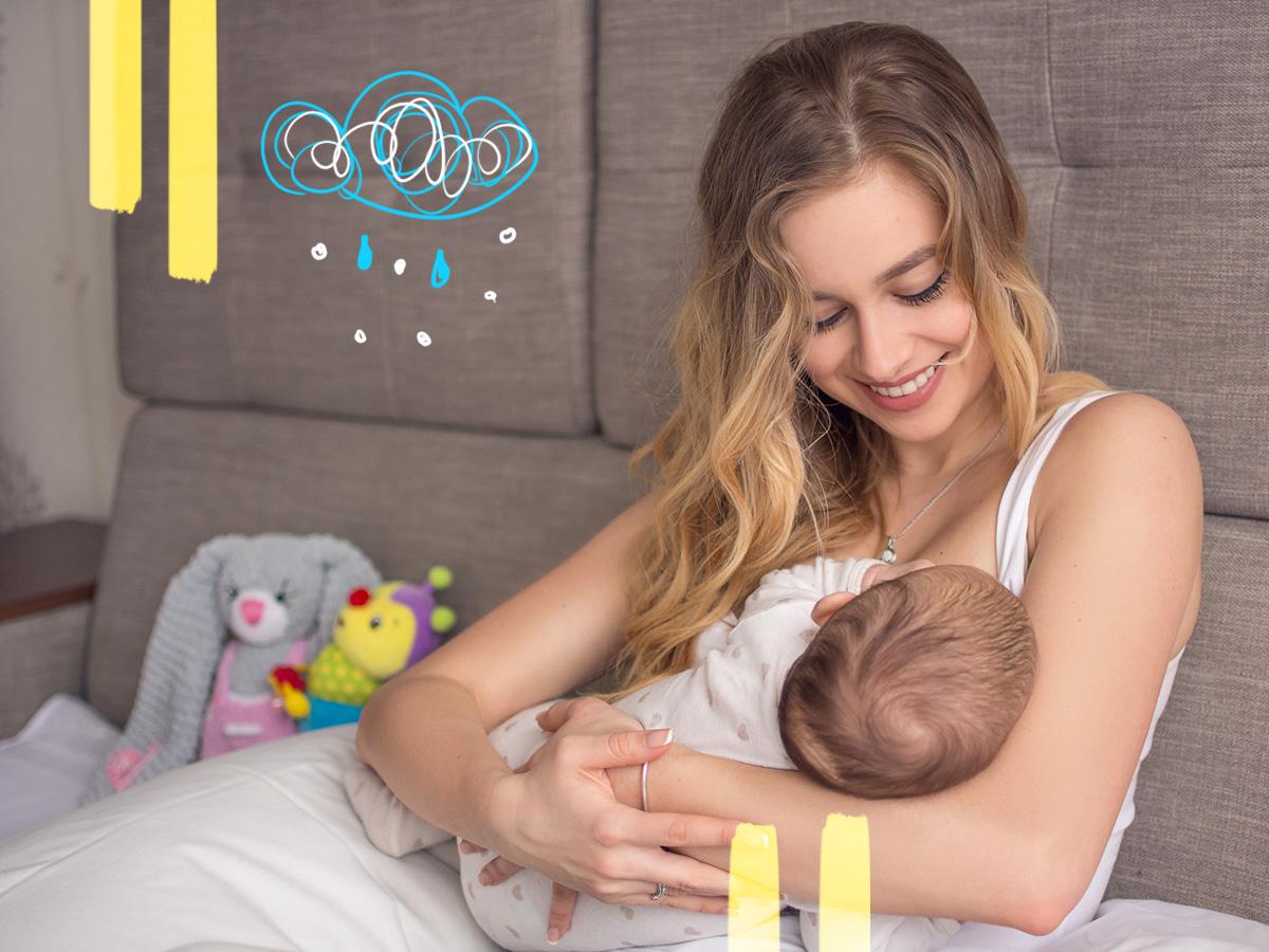 Πώς θα καταλάβεις ότι το νεογέννητο έχει θηλάσει ικανοποιητικά