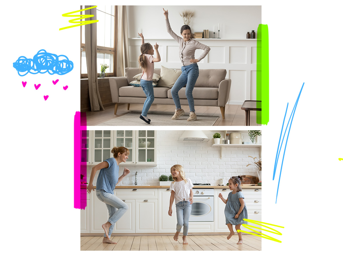 Πώς θα κάνεις το παιδί σου πιο δραστήριο όσο μένουμε σπίτι
