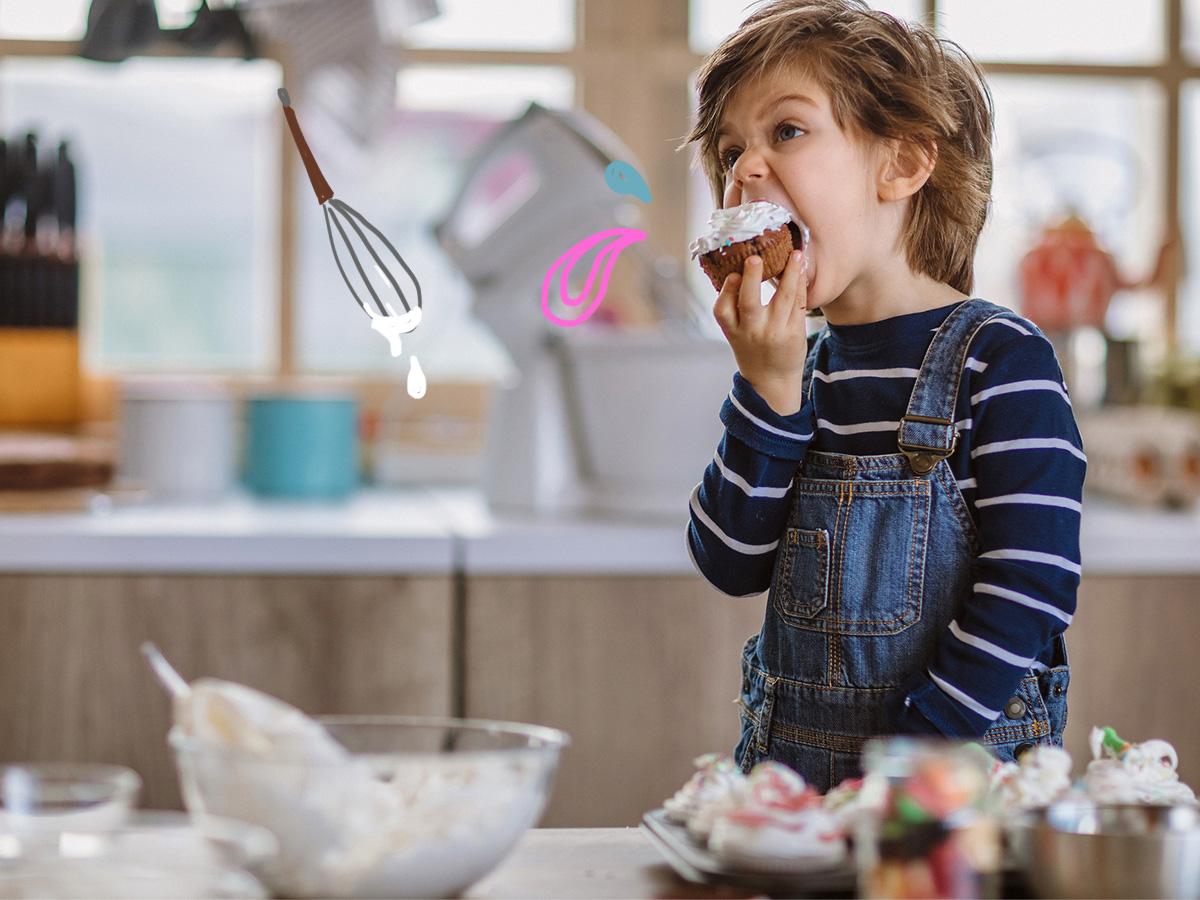 5 τρόποι να μειώσεις τη ζάχαρη που καταναλώνει το παιδί σου