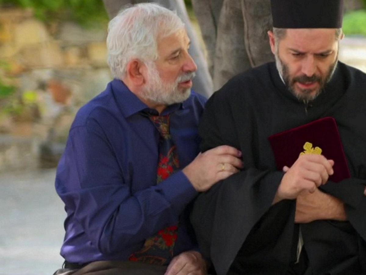 """Πέτρος Φιλιππίδης – Αλέξανδρος Μπουρδούμης: Ο άγνωστος τσακωμός τους στα γυρίσματα του """"Χαιρέτα μου τον πλάτανο"""""""
