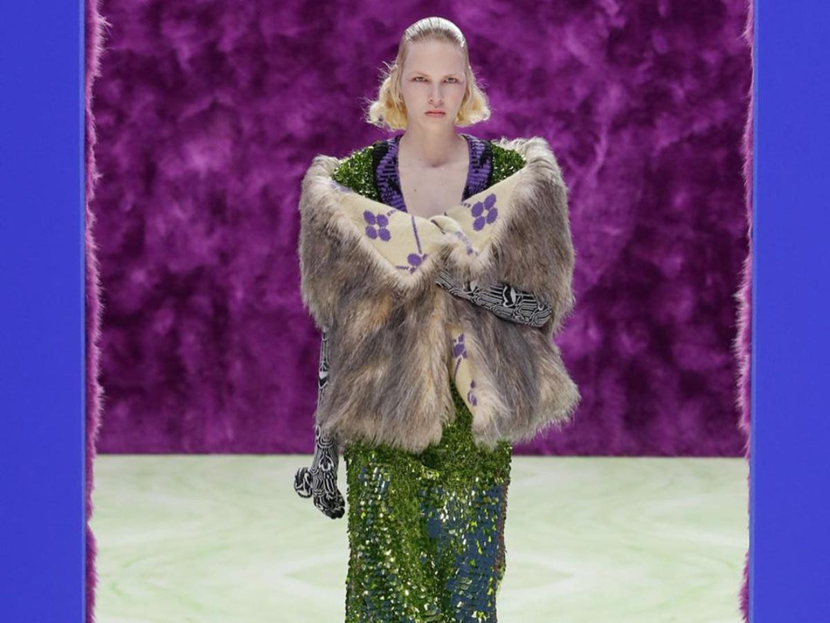 H Prada παρουσίασε την νέα της συλλογή με τον πιο φουτουριστικό τρόπο