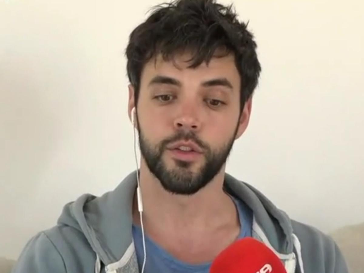 """Ρένος Ρώτας – Μαθητής Λιγνάδη: """"Νόμιζα ότι του χρωστάω, συνειδητοποιώ ότι του χρωστάω δύο μπούφλες"""""""
