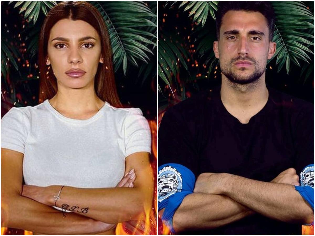 Survivor: Το παρασκήνιο της συμβίωσης Μαριαλένας και Σάκη – Εκείνη απείλησε να αποχωρήσει από το reality