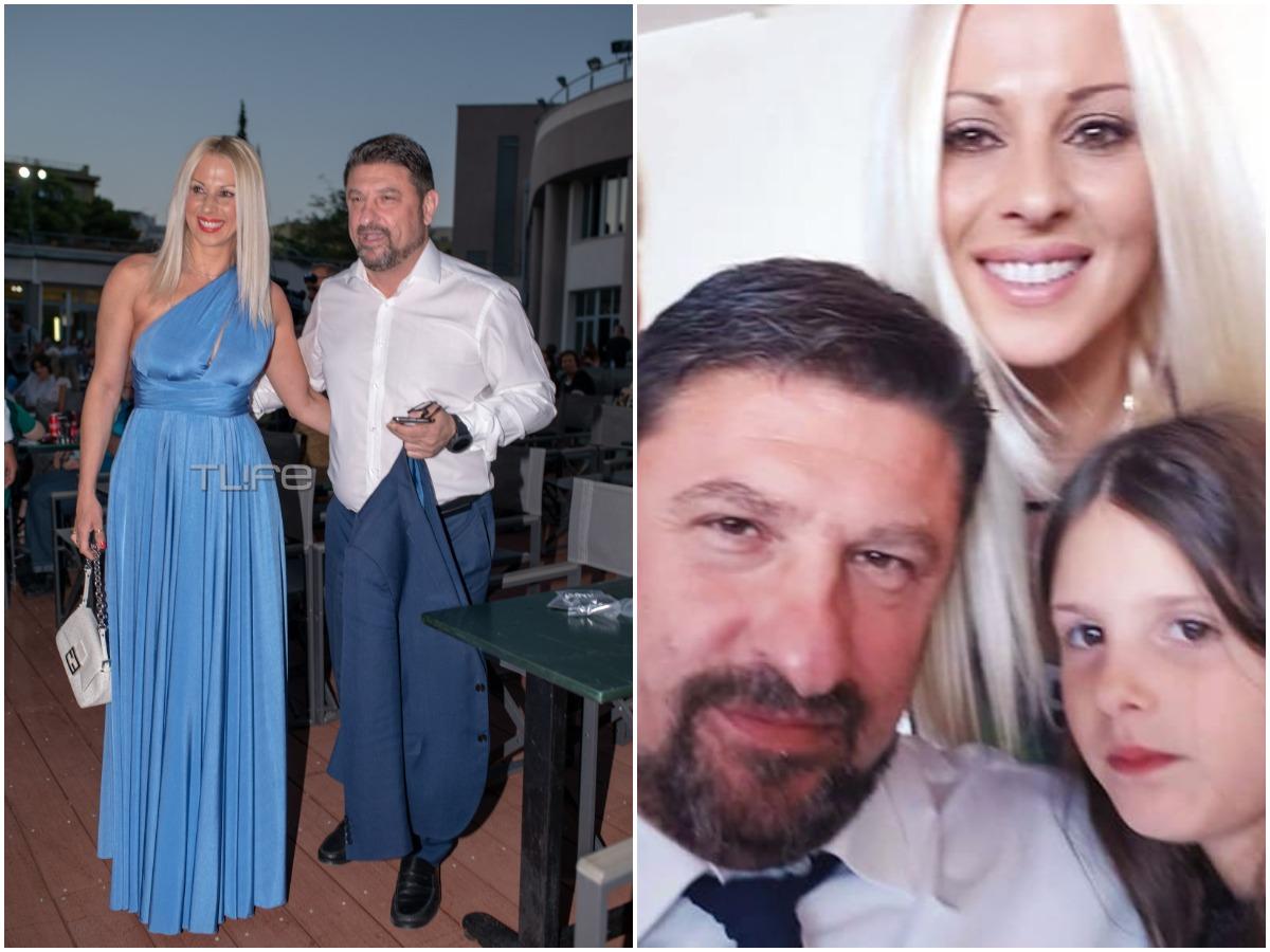 """Νίκος Χαρδαλιάς: """"Υπήρξε περίοδος που είχε να κοιμηθεί 3 μέρες – Είμαι ερωτευμένη μαζί του"""" δηλώνει η σύζυγός του"""