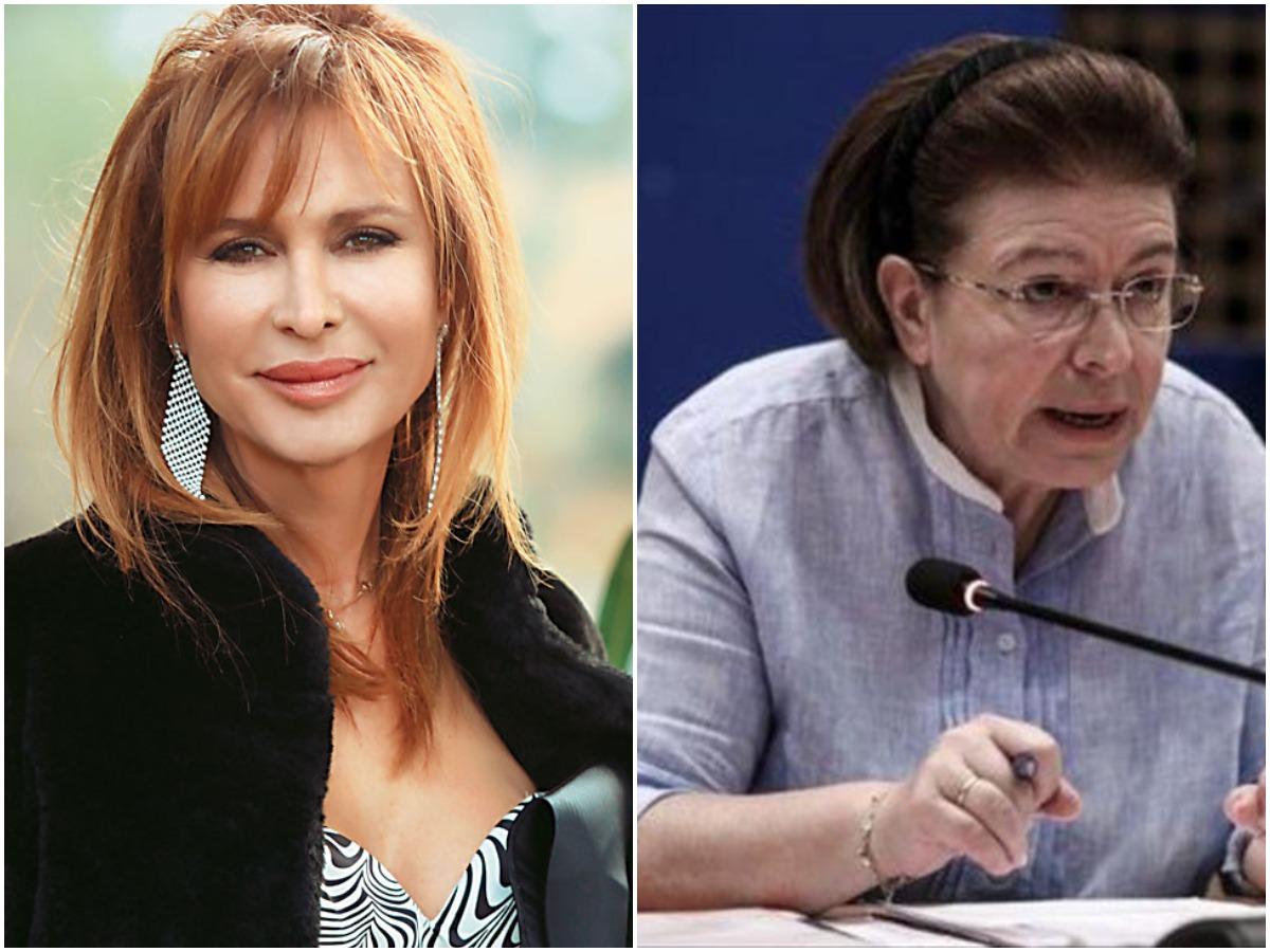 """Χριστίνα Θεοδωροπούλου για Λίνα Μενδώνη: """"Τα ήξερε όλα, έπρεπε να υποβάλει την παραίτησή της"""""""