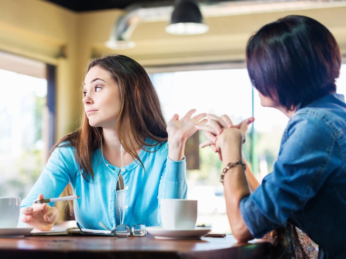 """Πώς να διαφωνήσεις χωρίς να πεις """"όχι"""""""