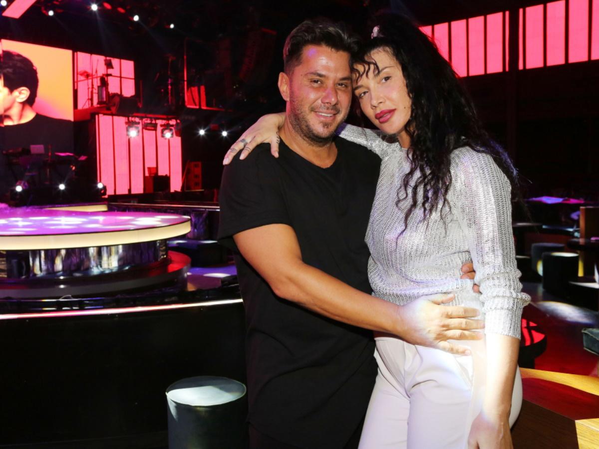 Παίκτρια του House of Fame είναι ζευγάρι με τον πρώην σύζυγο της Πάολα!