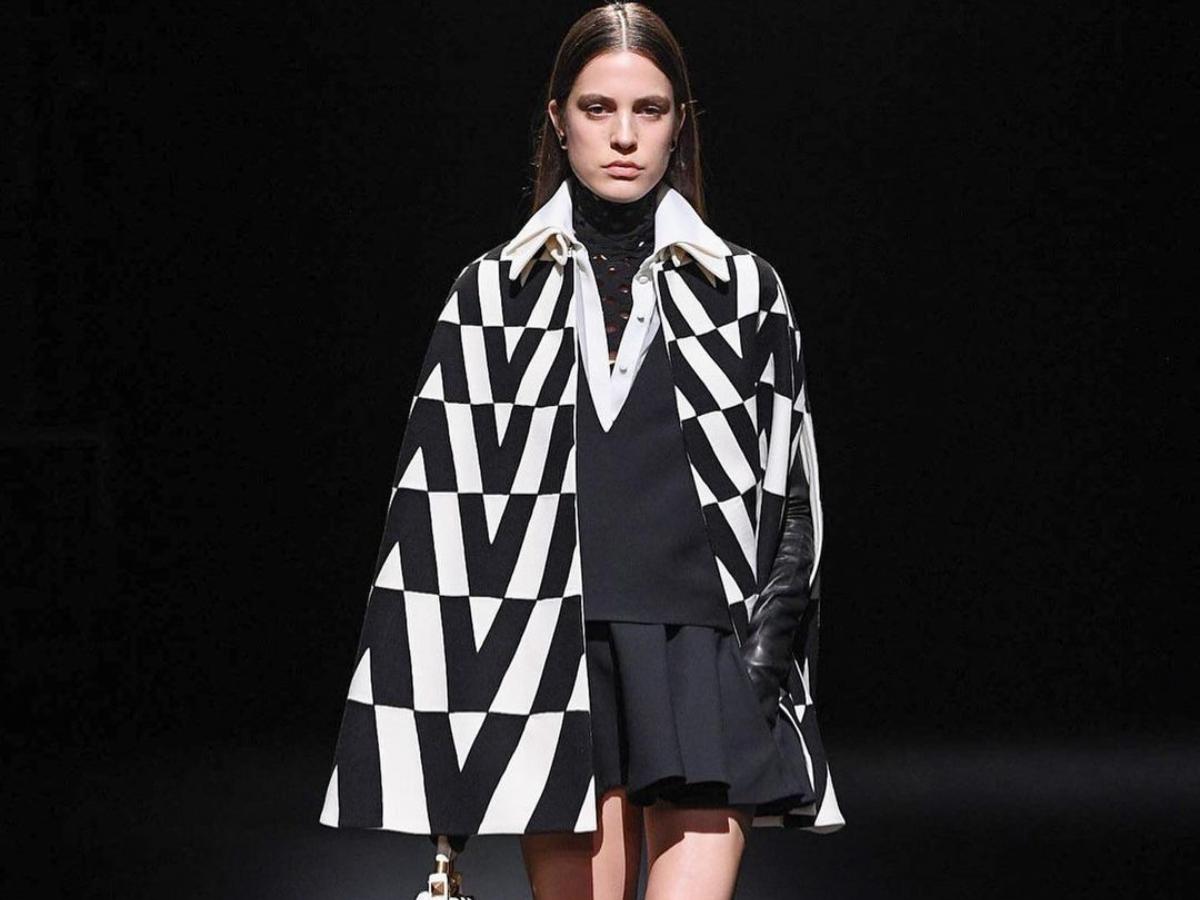 To art show του Valentino ήταν το τέλειο φινάλε για την Εβδομάδα Μόδας στο Μιλάνο