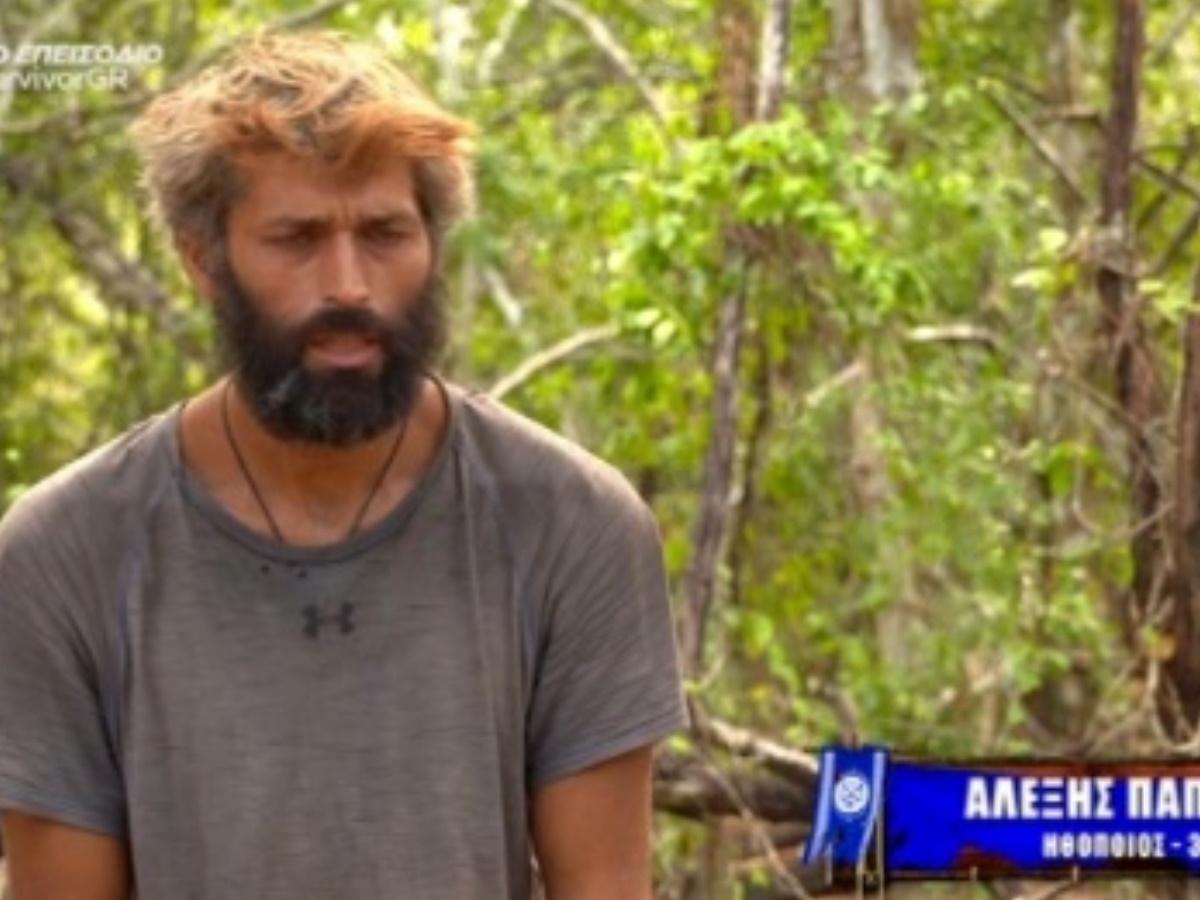 """Survivor – Αλέξης Παππάς: Ούτε ο φίλος του πήρε το μέρος του – """"Δεν μου άρεσε ο τρόπος που μίλησε στην Άννα Μαρία"""""""