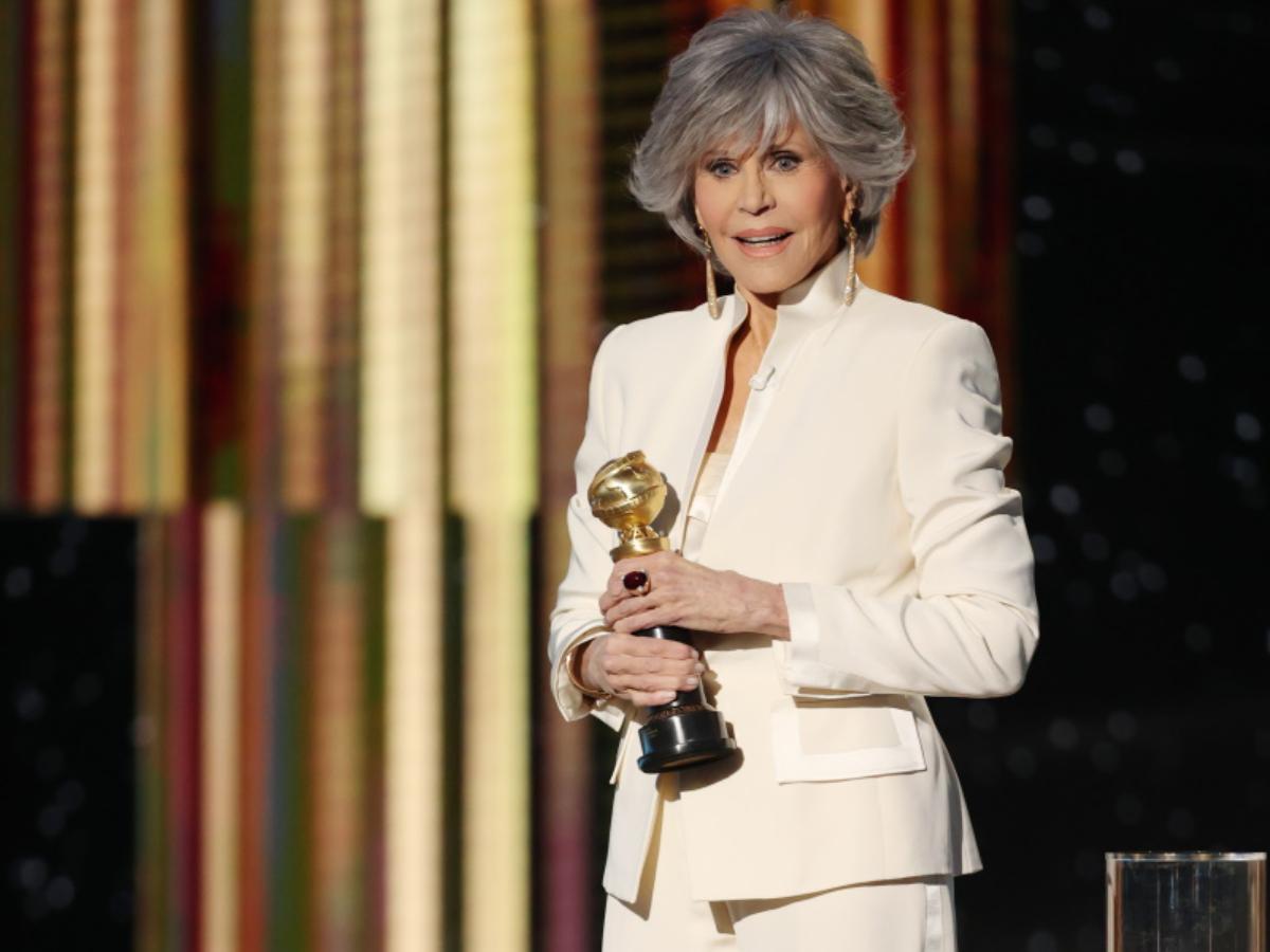 Χρυσές Σφαίρες: Το ισχυρό μήνυμα πίσω από την εμφάνιση της Jane Fonda