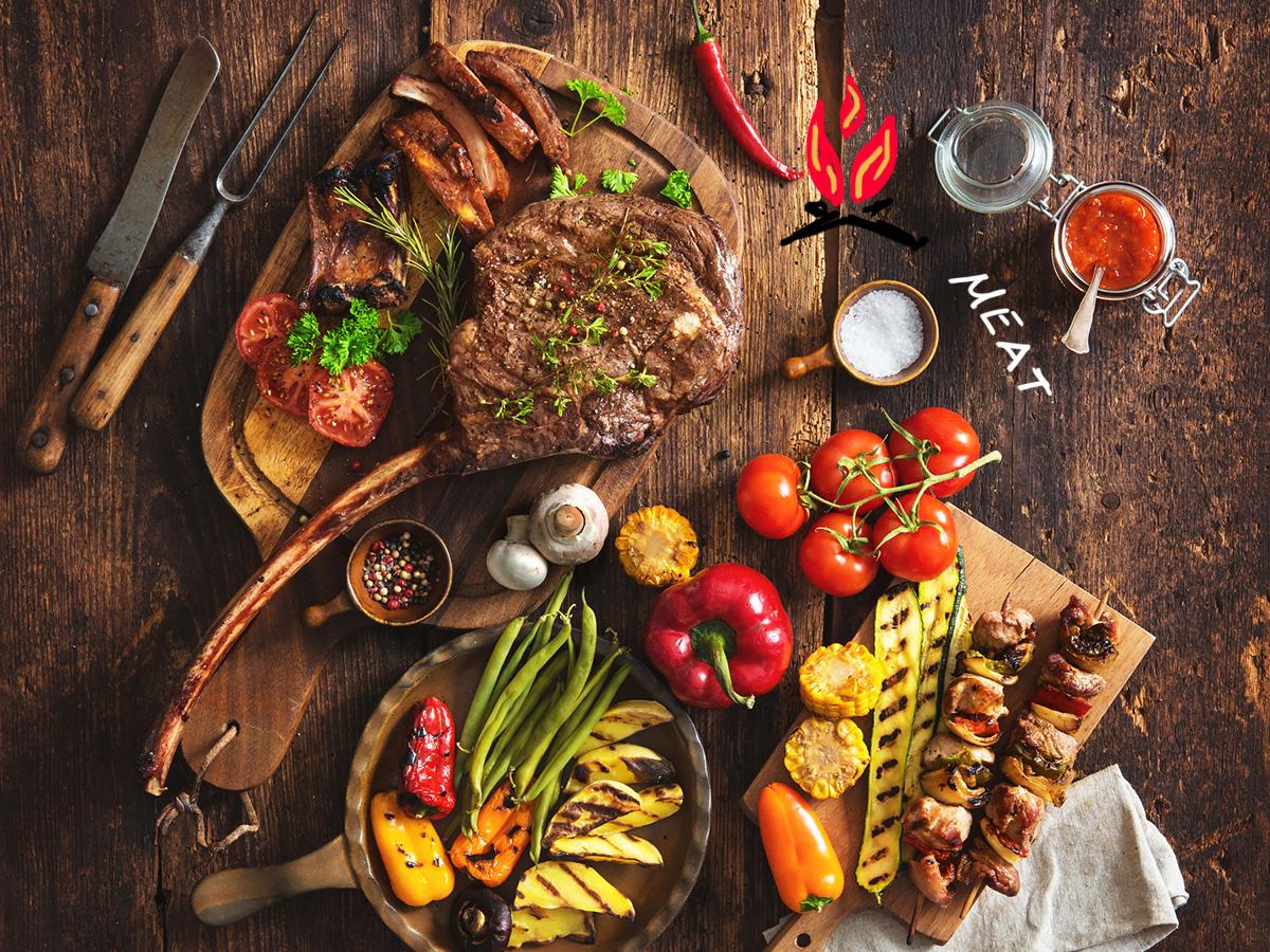 Τσικνοπέμπτη στο σπίτι: Μυστικά για να κάνεις το κρέας σου ζουμερό και 3 σος για να το συνοδεύσεις