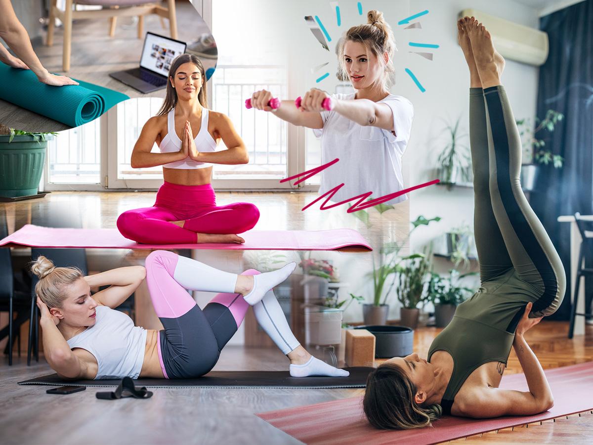 Πώς θα εντάξεις τη γυμναστική στην καθημερινή σου ρουτίνα